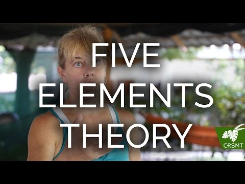Five Element Theory of Traditional Chinese Medicine - YouTube