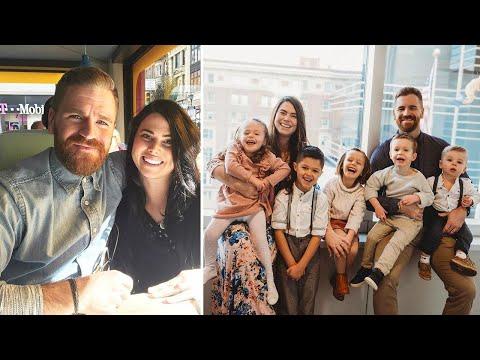 Пара усыновила четырёх детей, а спустя месяц они узнали шокирующий факт