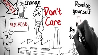 HOW TO BE A MAN - THE WAY OF THE SUPERIOR MAN BY DAVID DEIDA ANIMATED BOOK REVIEW