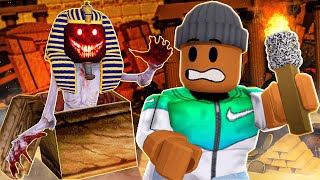 I took a trip to EGYPT..the CAMPING MONSTER followed me!! (CAMPING PART 16)