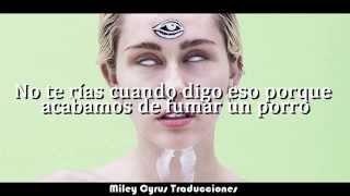 "Miley Cyrus ""Fweaky"" (freaky) Traducida al Español"