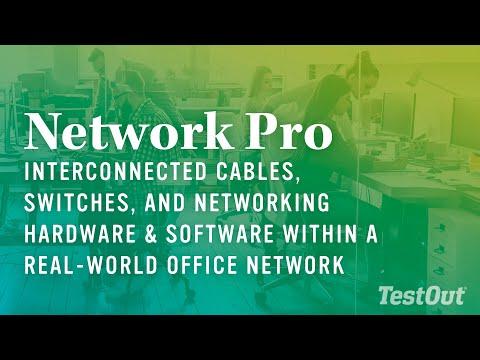 Network Pro Lab Demo - YouTube