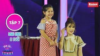 """Biệt Tài Tí Hon 2   Tập 7: Trịnh Thăng Bình """"liêu xiêu"""" với siêu đầu bếp nhí lai Pháp cực đáng yêu"""