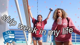 SHIP WEEK IN MY LIFE || Semester at Sea