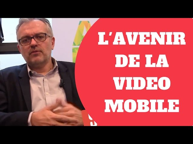 Le Journalisme MOJO par Phillipe Couve