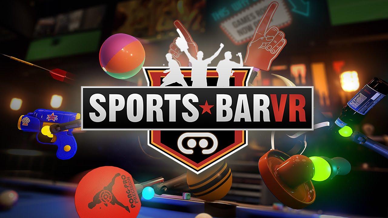 SportsBarVR : découvrez l'environnement idéal pour vos parties multijoueur du vendredi soir