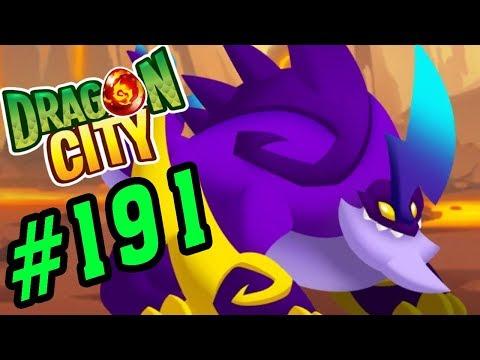Dragon City Game Mobile – Review Rồng Huyền Thoại 1 Ngàn Tia Sét – Game Nông Trại Rồng #191