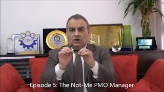 The Red Couch Talks (5) - The Not-Me PMO Manager