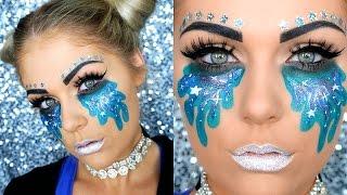 Halloween Makeup Tutorial | Alien Space Girl