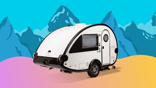 5 Best Small Camper Trailers WITH BATHROOMS (Under 3,100 Lbs)