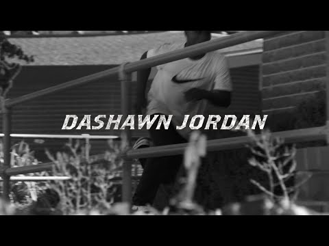 DASHAWN JORDAN: THUNDER TRUCKS