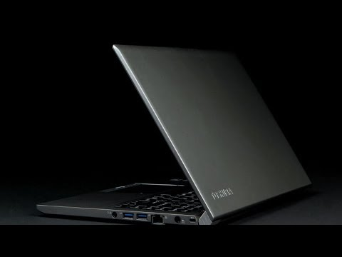 WOW!! Amazing Toshiba Tecra Z40 Laptop Review