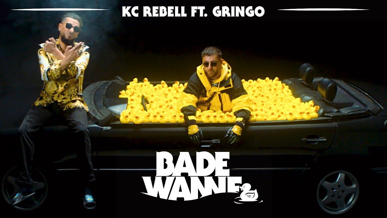 KC Rebell feat. Gringo – Badewanne
