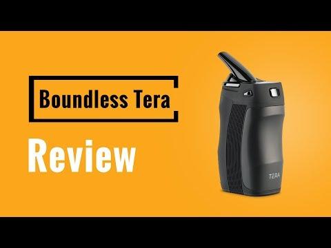 Boundless Tera Portable Vaporizer Review – Vapesterdam