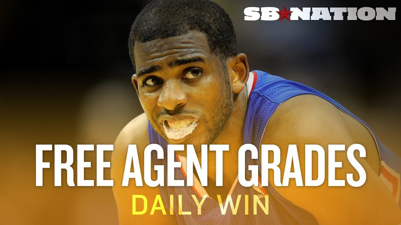 2013 NBA Free Agent Signing Grades thumbnail