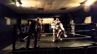 The Refflers vs. Dr. Roger Williams & Zero SPW Aug. 1, 2014