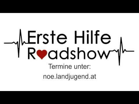 Erste Hilfe Roadshow