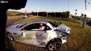 Africa Crash Compilation (dashcam)