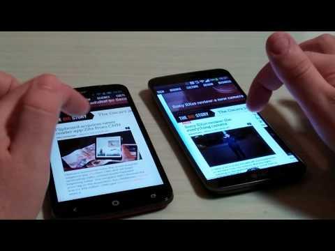 Foto Acer Liquid S2 vs LG G Flex: il videoconfronto