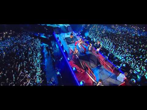 One Direction - Little Things (Live) (видео)