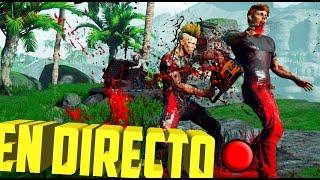 EN DIRECTO - JUEGOS DEL HAMBRE!! - The Culling - NexxuzHD