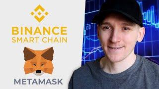 Wie man Crypto aus Binanz in Metamask abzieht