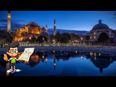 Где находится страна Турция.  Что посмотреть в Турции туристу
