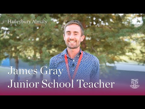 James Gray | Junior School Teacher