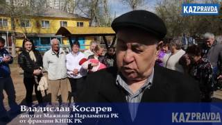 Жители ветхих домов выдвинули требования властям Астаны