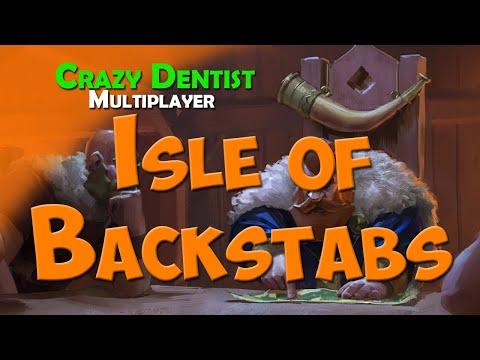 Isle of Backstabs | Bear clan in 2v2v2v2 | Northgard