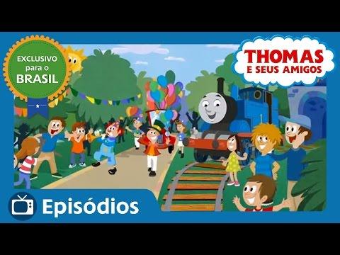 Thomas e Seus Amigos: Dia das Crianças