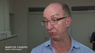 Supervisores de ensino de Santos são orientados sobre coronavírus