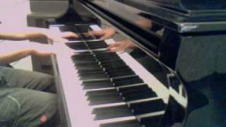 Industry by Jon McLaughlin (piano cover)