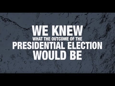 Who Would Be The Next President? iSentium Knew