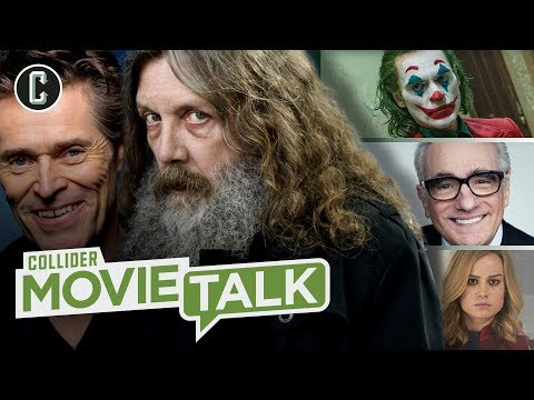 Alan Moore and Willem Dafoe Headline New Wave of Superhero Backlash - Movie Talk