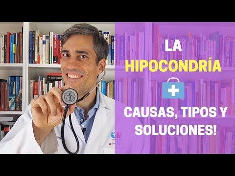 Hipocondría: Cuando Crees Que Padeces Una Enfermedad Que No Tienes