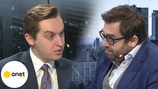 Kłótnia Węglarczyka z Sebastianem Kaletą ws. ustawy o IPN