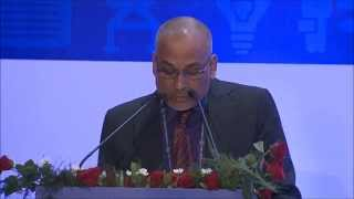 Radj Bhondoe – Business Opportunities in Suriname – at WHEF 2014@New Delhi