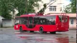 Ярославль купит 7 новых троллейбусов