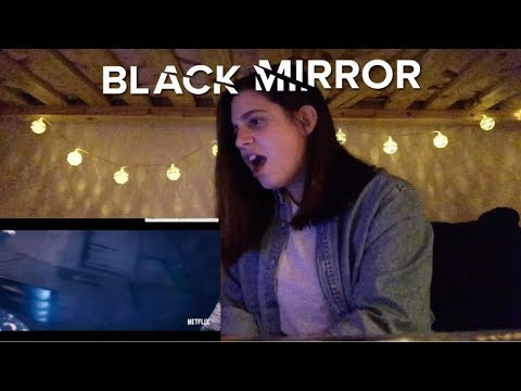 BLACK MIRROR | Season 4 Teaser Trailer (2017) Netflix REACTION & DISCUSSION!!!