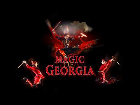 The Royal National Ballet Company - MAGIC OF GEORGIA