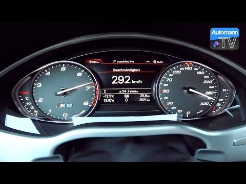 Audi  S8 Седан класса F - рекламное видео 3