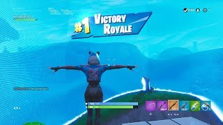 """FORTNITE First Win with """"LYNX"""" SKIN (""""CATWOMAN"""" OUTFIT) 