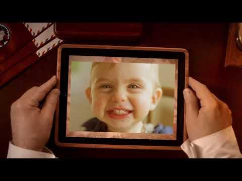 video vom Weihnachtsmann
