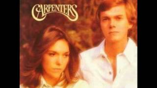 The Carpenters  'We've Only Just Begun'