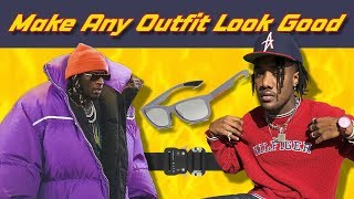 5 Things That Make Any Outfit Look Good   Men's Fashion Accessories, Glasses & Jewelry