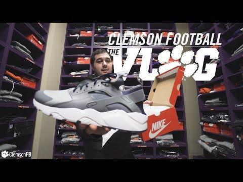 Clemson Football || The Vlog (Ep 16)