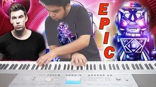 HARDWELL - EARTHQUAKE (EPIC PIANO COVER)