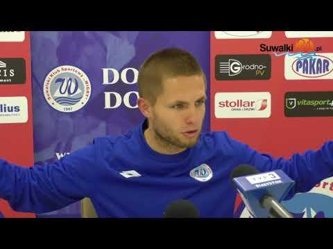 Wigry Suwałki - GKS Katowice 1:2. Ten mecz można było wygrać