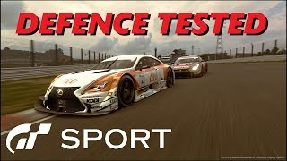 GT Sport Defence Tested - GR.2 Daily Race Top Split